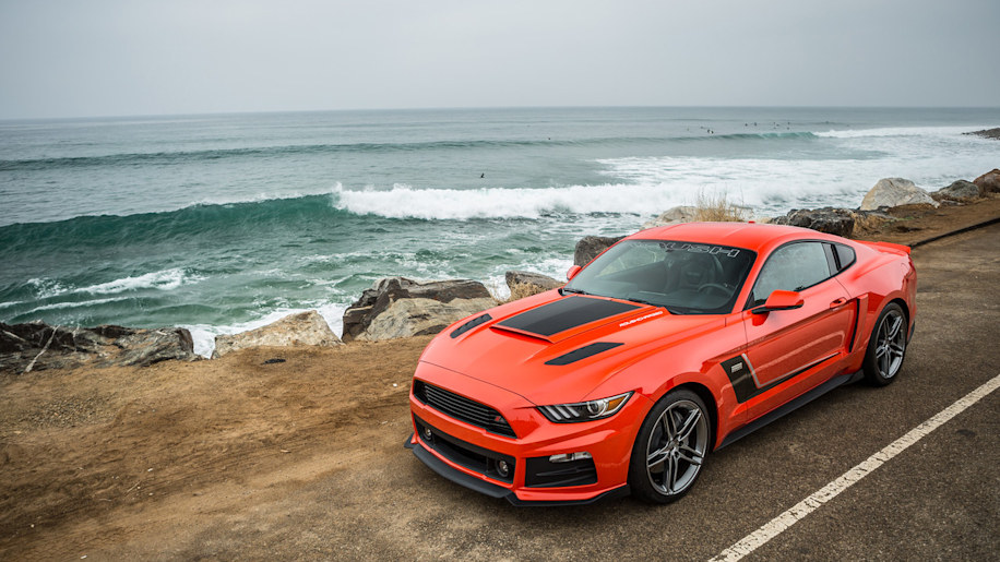 stage 3 roush mustang coast monterey