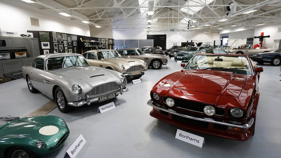 16th Annual Aston Martin Sale