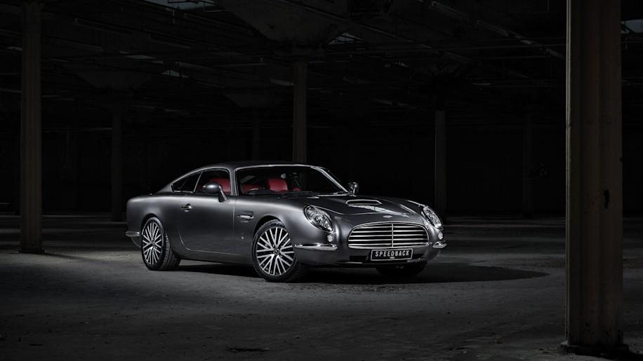 silver david brown automotive speedback gt front