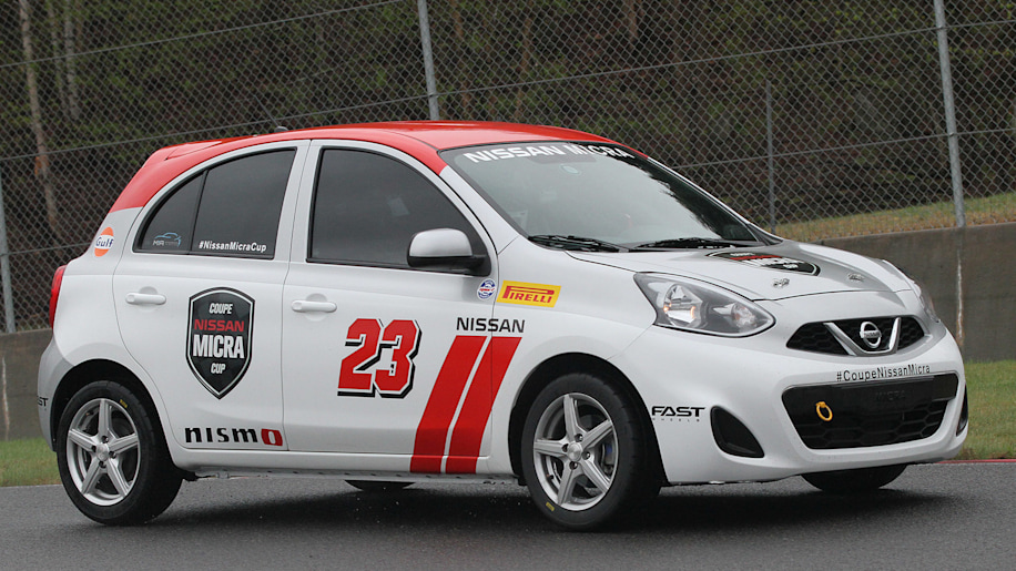 2015 nissan micra cup first drive w video autoblog. Black Bedroom Furniture Sets. Home Design Ideas
