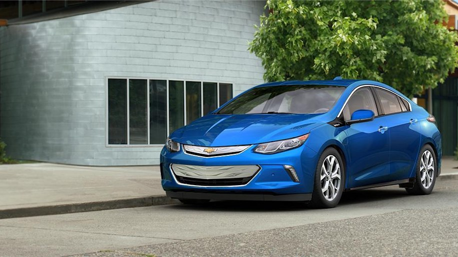 See All Seven Colors Available On Chevy Volt Autoblog