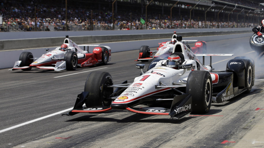 2015 Indy 500 race results