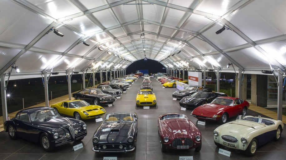 RM Sotheby's auction at Villa Erba 2015