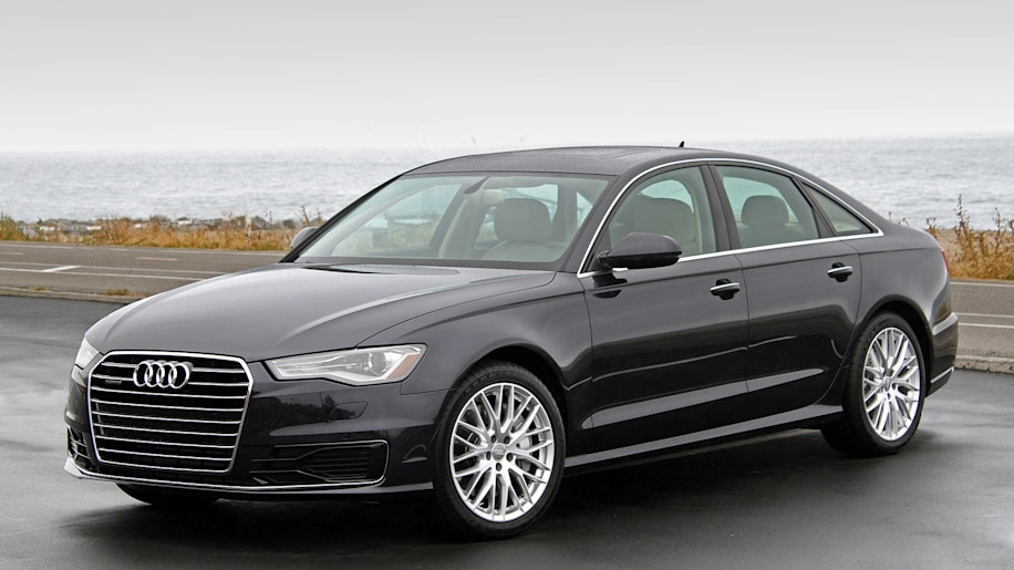 2016 audi a6 first drive photo gallery autoblog. Black Bedroom Furniture Sets. Home Design Ideas