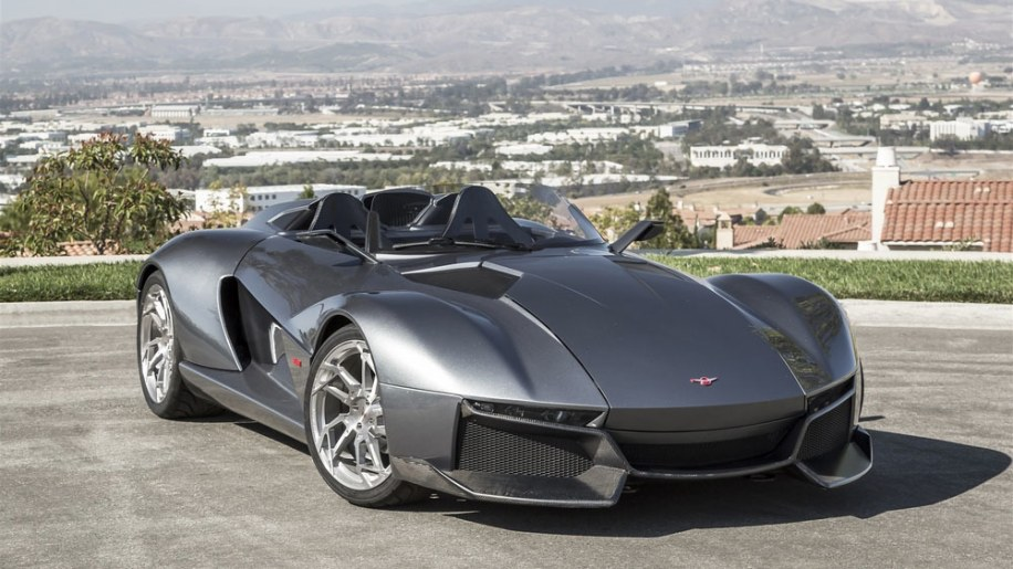 Rezvani Unveils Production Beast Supercar W Video Autoblog