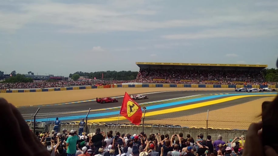 2015 24 Hours of Le Mans | On Location