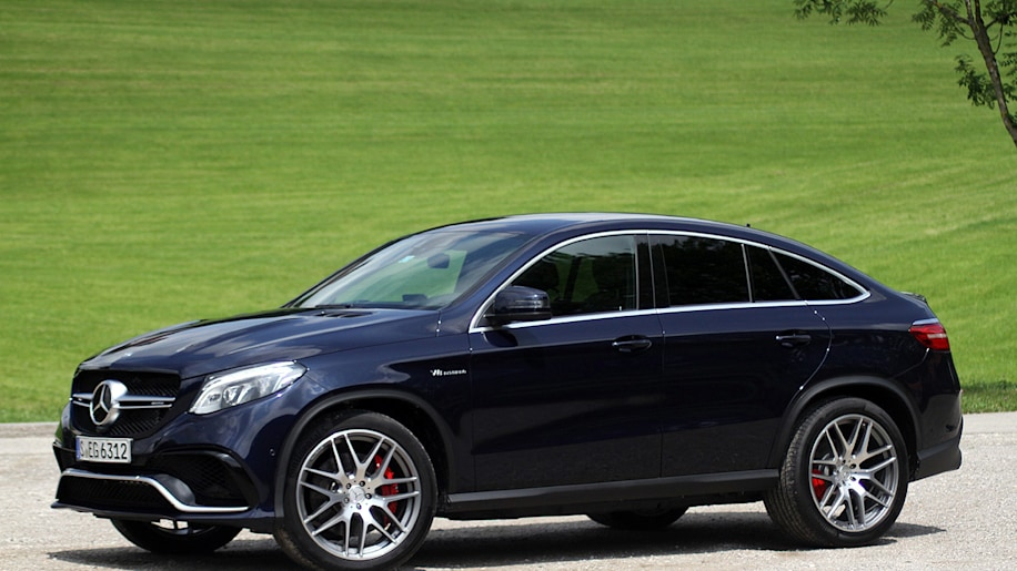 2016 mercedes gle coupe priced from $66,025 - autoblog