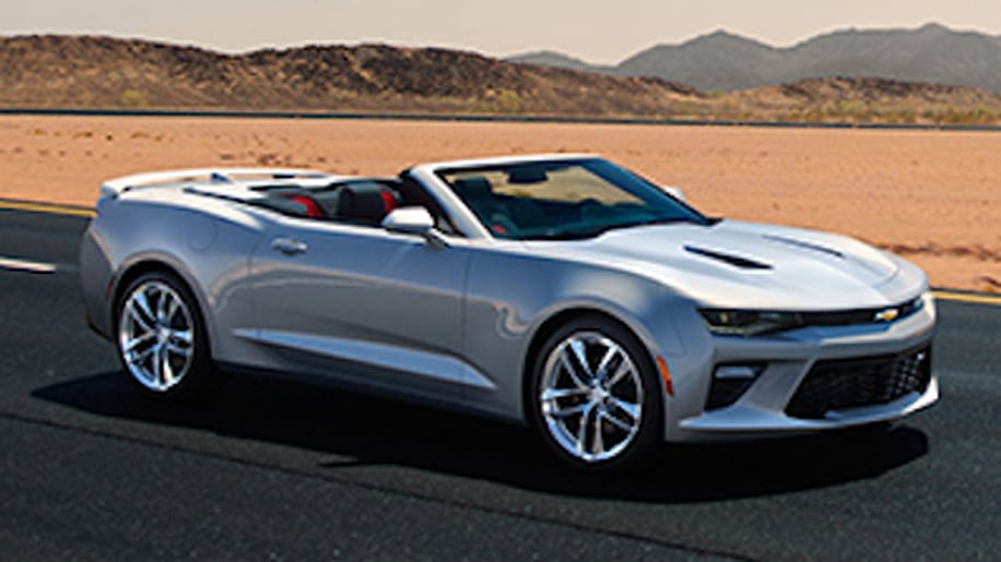 Here's the 2016 Chevy Camaro Convertible - Autoblog