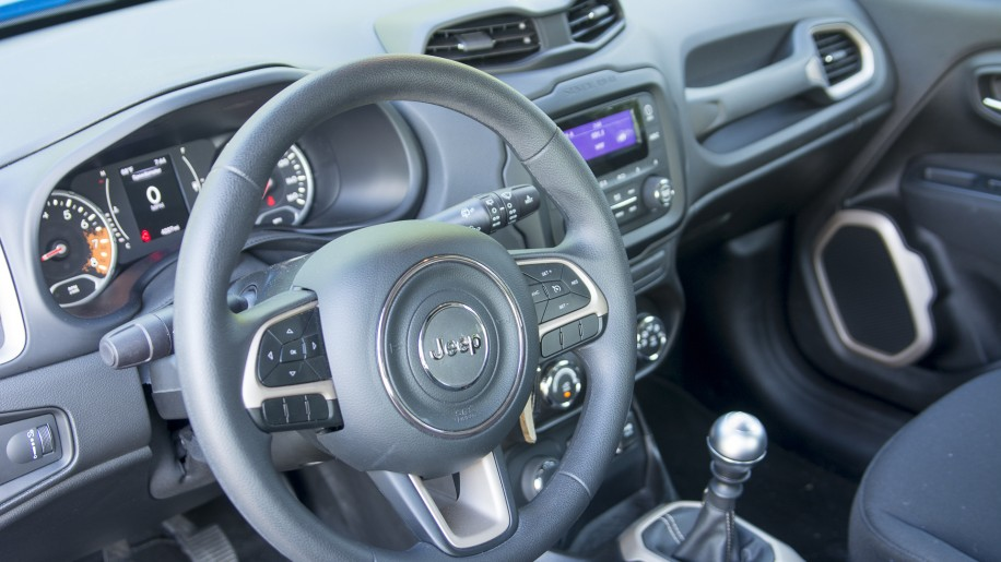 2015 Jeep Renegade Sport 4x4 Quick Spin W Video Autoblog