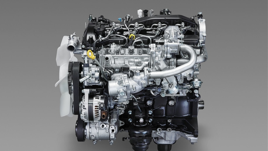 Toyota's New Turbodiesel Engines Are Stronger Lighter Cleaner W