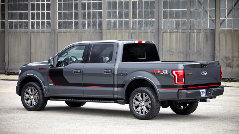 2016 Ford F 150 Gets Sync 3 Appearance Packs Autoblog