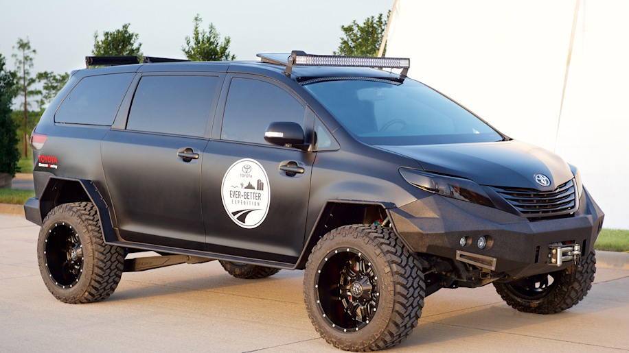Toyota Ultimate Utility Vehicle