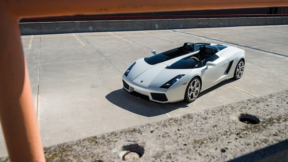 Lamborghini Concept S up for auction in New York