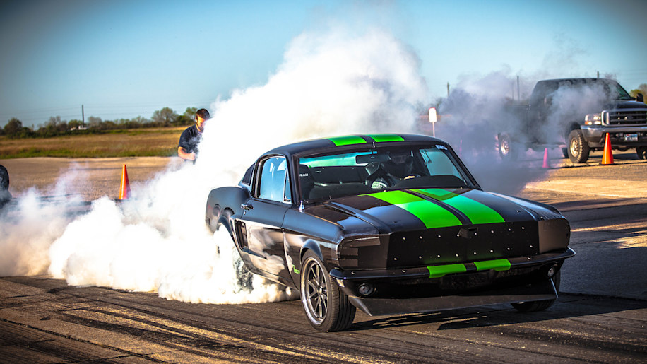 Blood Shed Motors Zombie 222 Electric Mustang