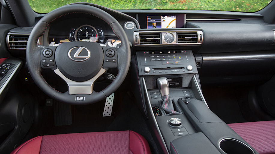 2016 Lexus IS gets revised engine lineup - Autoblog
