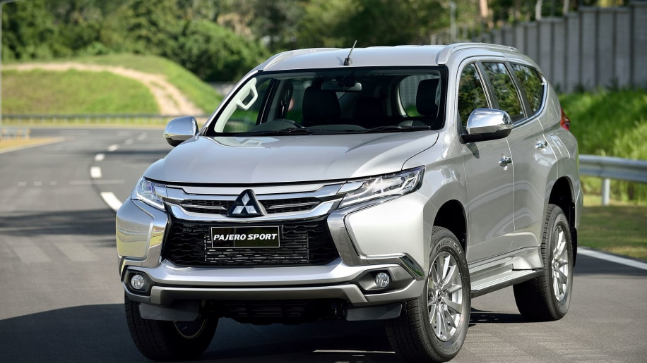 mitsubishi rolls out new pajero sport in thailand - autoblog
