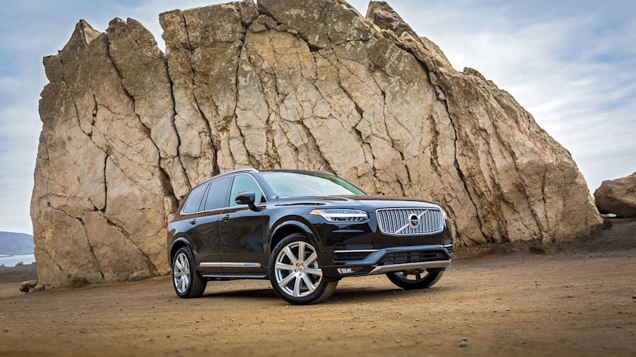 Volvo Prepping 2016 Xc90 Recall Due To Curtain Airbag Trim Panel