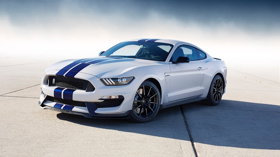 2016 Ford GT350 Mustang