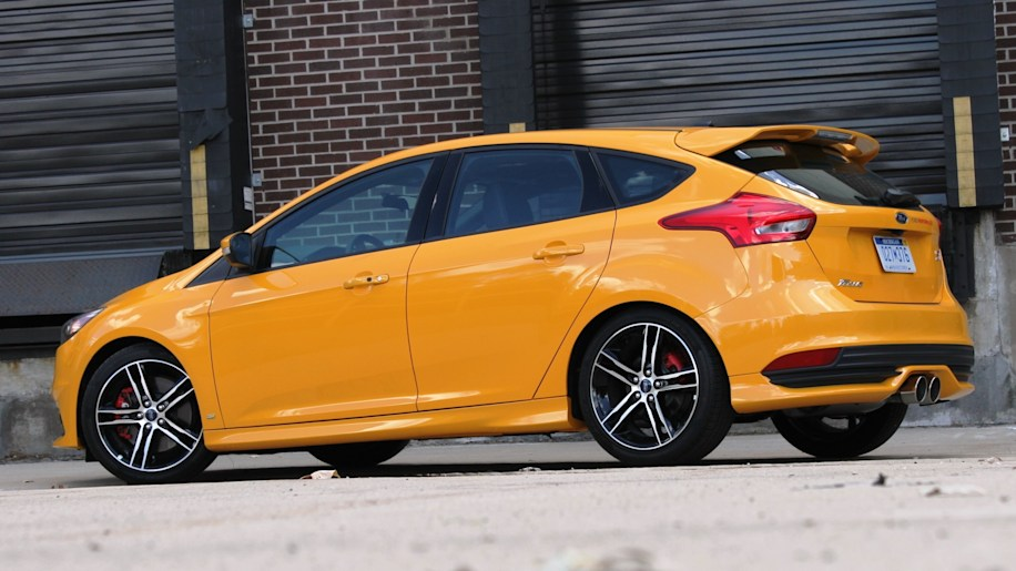 ford focus st performance upgrade kit exterior rear