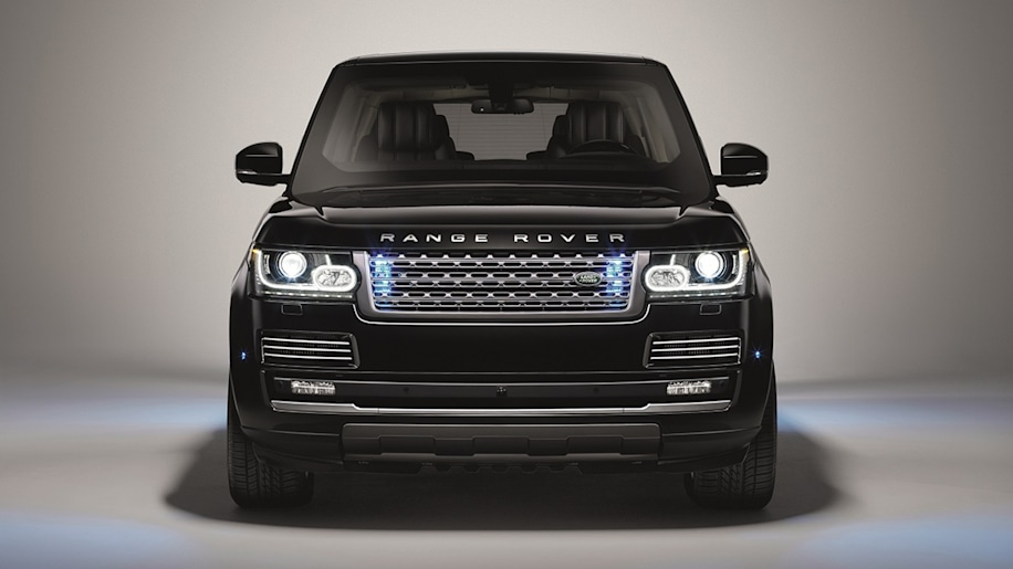 range rover sentine land rover armored