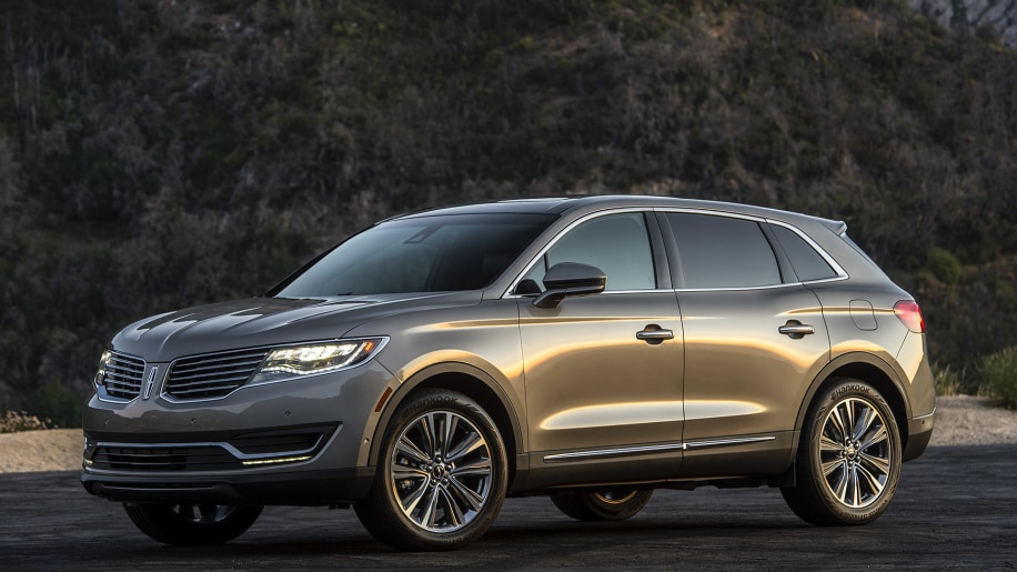 2016 lincoln mkx first drive w video autoblog. Black Bedroom Furniture Sets. Home Design Ideas