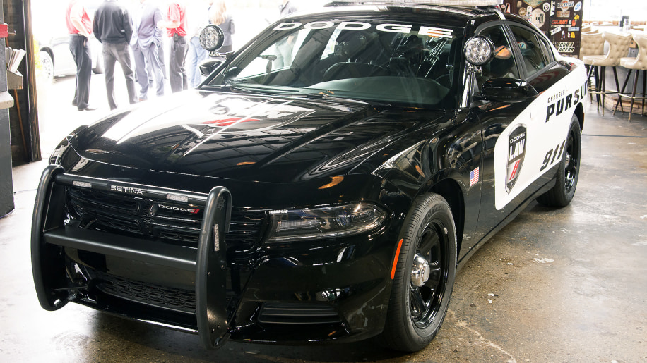 dodge charger pursuit 2016 uconnect 12.1