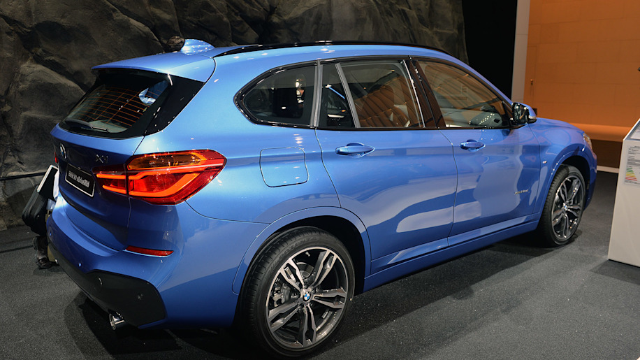 2016 Bmw X1 Takes A More Mainstream Approach W Video