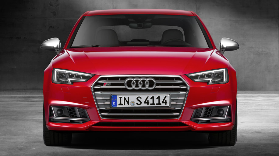 2017 audi s4 switches to turbo power loses manual autoblog. Black Bedroom Furniture Sets. Home Design Ideas