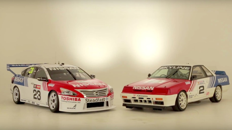 Nissan Altima V8 Supercar Skyline