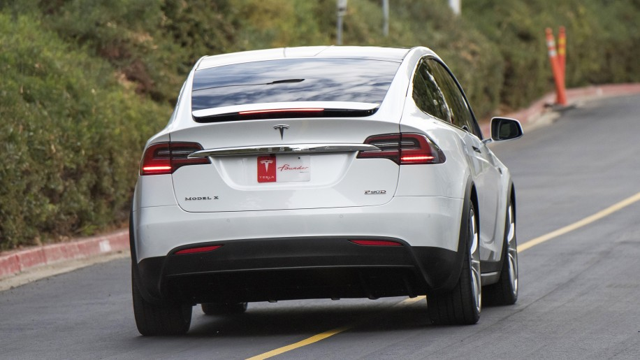Most Expensive Tesla Model X Configuration Costs Autoblog