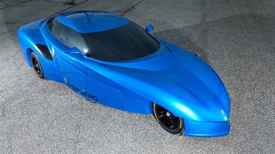 Deltawing GT exterior