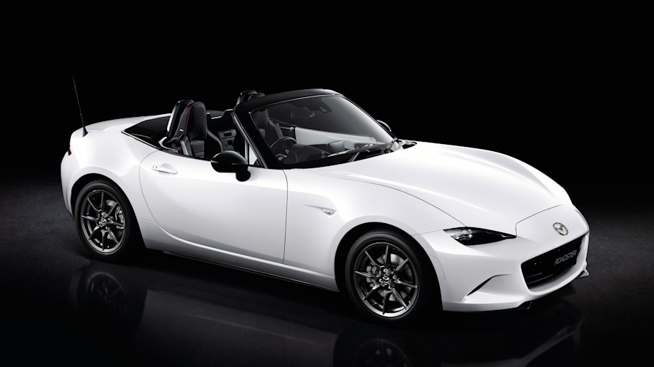 Mazda Roadster RS exterior