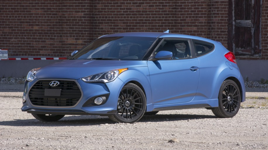 2016 Hyundai Veloster Turbo Rally Edition Quick Spin wvideo