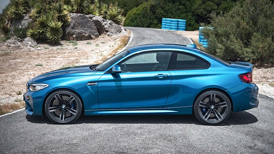 The 2016 BMW M2 is a steroidaddled M235i UPDATE  Autoblog