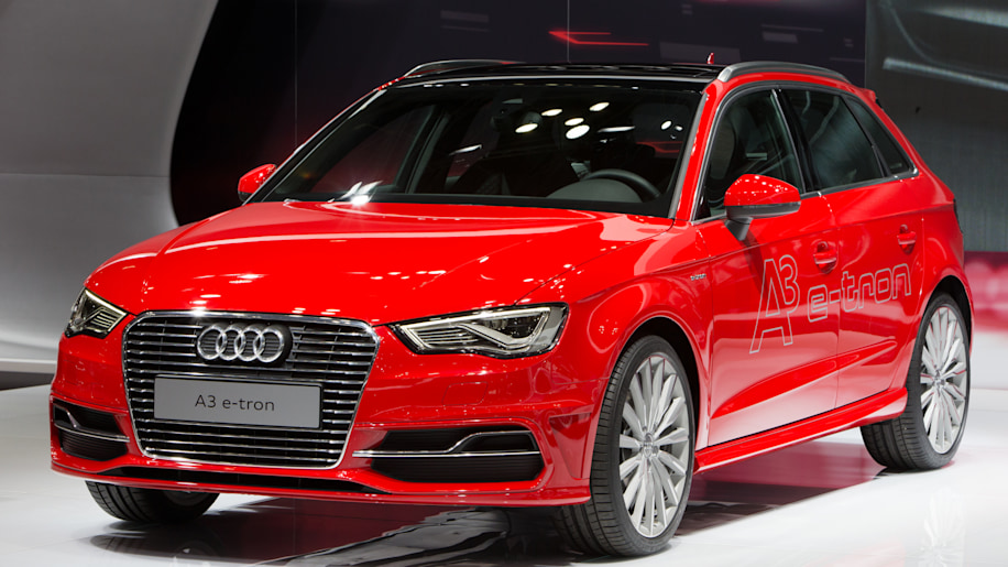 2016 Green Car Of The Year Finalist: Audi A3 E-Tron