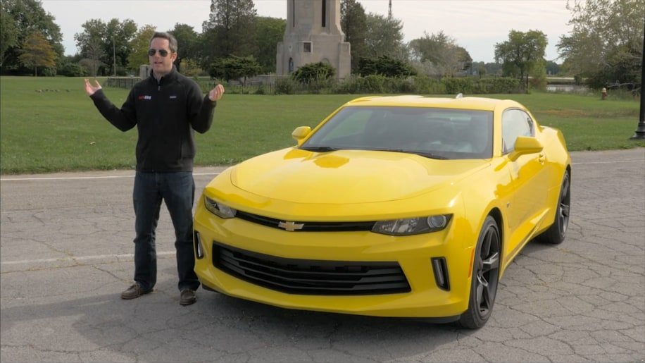 2016 Chevrolet Camaro | First Drive