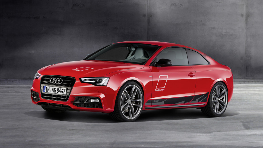 Audi A5 DTM diesel sport coupe thumbs nose at scandal  Autoblog
