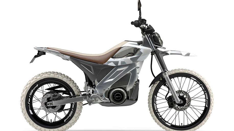 Yamaha pes2 and ped2 electric motorcycles photo gallery for Electric yamaha motorcycle