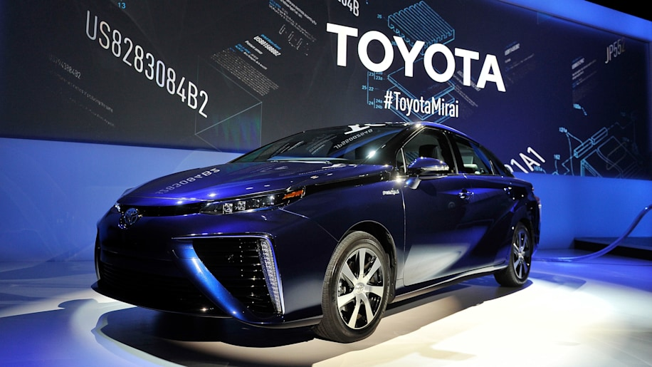 Number 2: Toyota