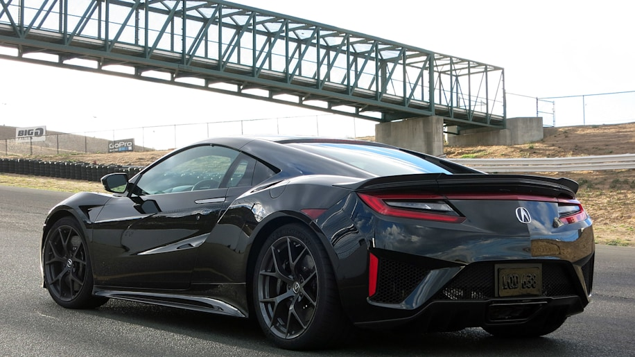 2017 Acura NSX Base 2dr Allwheel Drive Coupe Pricing and Options