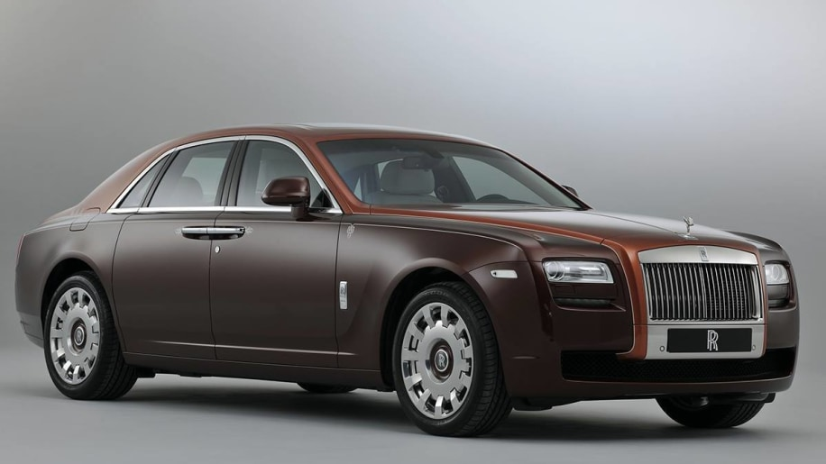 Rolls-Royce Ghost 1001 Nights front 3/4