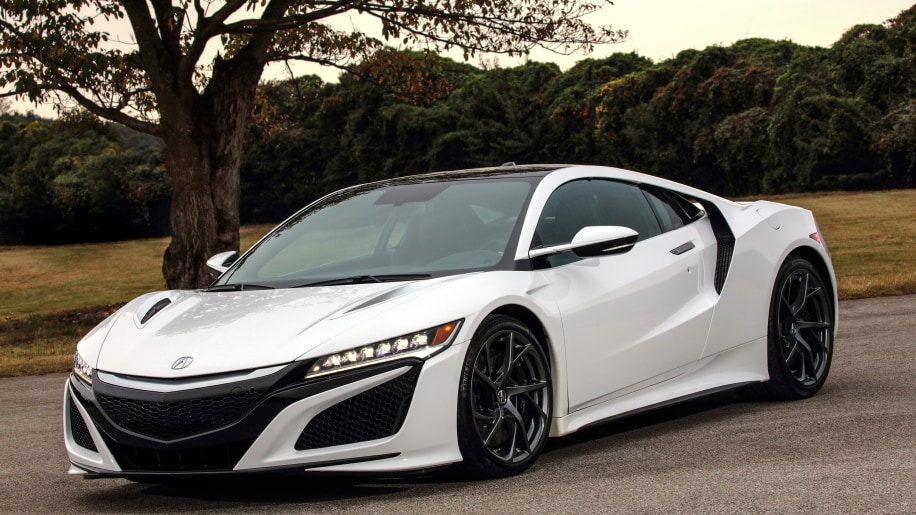 Nsx S660 And A 4 Motor Cr Z Ev That Goes Like Hell Autoblog