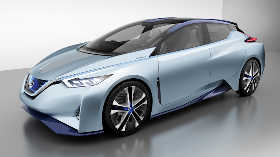 Nissan IDS Concept official press photo