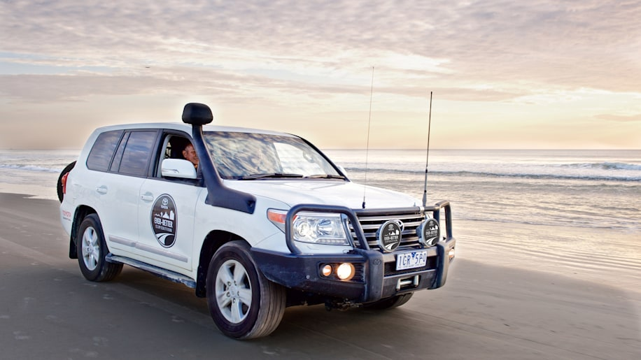 Toyota Land Cruiser 200 - Ever-Better Expedition