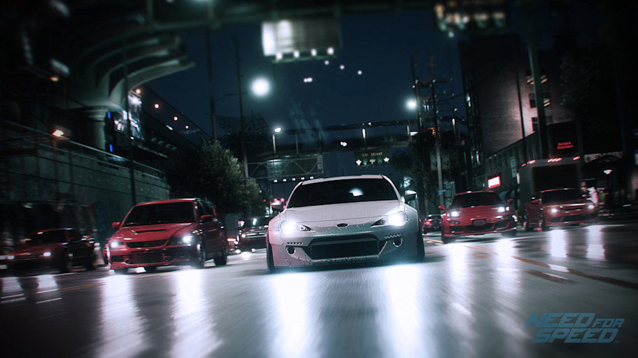 need for speed subaru brz video game