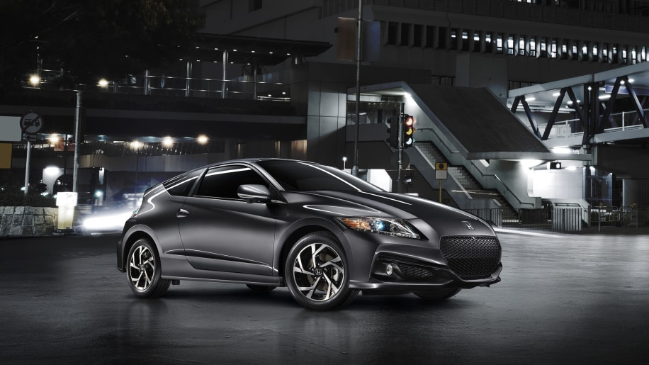 2016 honda cr-z front three quarters