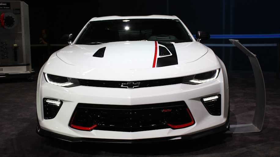 chevy camaro performance concept