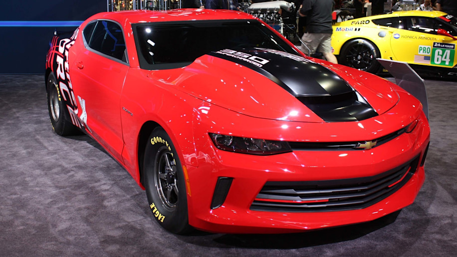 More than 5,500 people tried to get the 2016 Chevy COPO Camaro ...