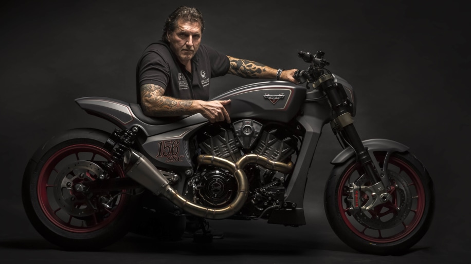 Victory Motorcycles reveals Ignition concept in Milan