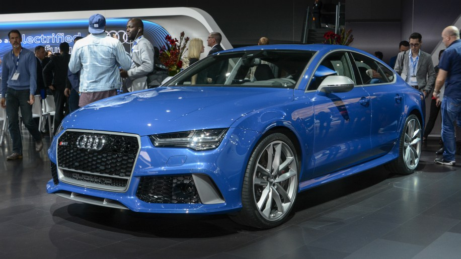 audi rs7 performance la auto show